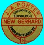 New Gerrard - Headstock - Transfer - 1922 to 1936 - D3213